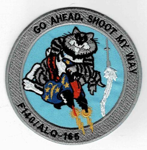 "F-14 Tomcat ""Go Ahead, Shoot My Way"" patch"
