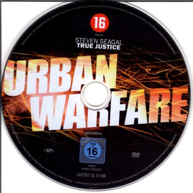 Urban Warfare - Russisch Roulette (2011) DVD ohne Cover #m37
