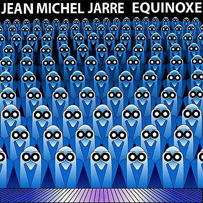 Jean Michel Jarre - Oxygene (180g 1LP Vinyl) 2015 Sony Music