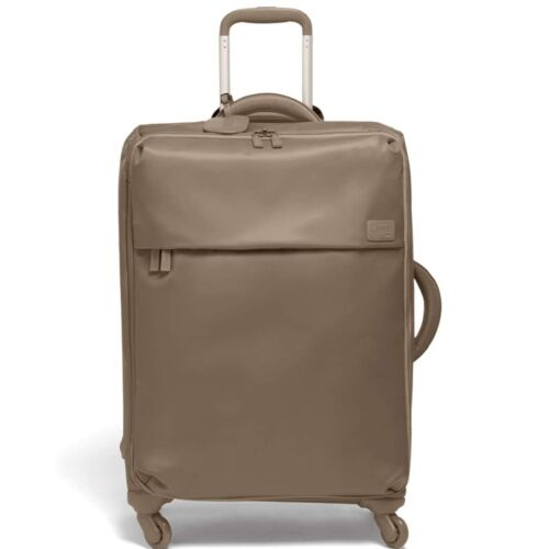 Lipault Original Plume Spinner 65/24 Luggage Medium Suitcase Rolling Women Bag