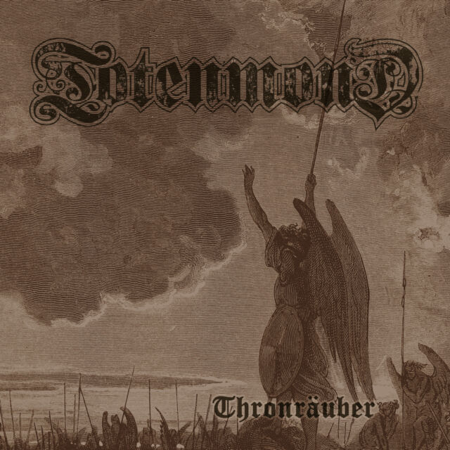 TOTENMOND - Thronräuber - CD - 200584