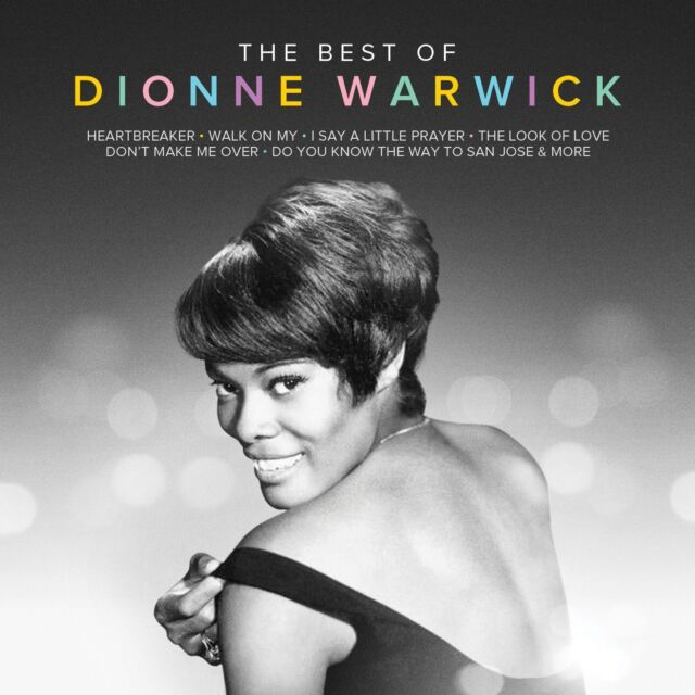 DIONNE WARWICK ( NEW SEALED 2 CD SET ) THE VERY BEST OF GREATEST HITS COLLECTION