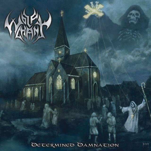 WOLFCHANT - Determined Damnation - Digipak-CD - 205623