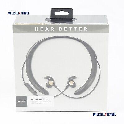 Bose Hearphones Conversation-Enhancing Headphones 770341-0100 New Sealed