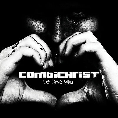 Combichrist: We Love You - 2LP + CD