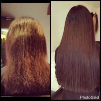 LUXURY HAIR EXTENSIONS $350+