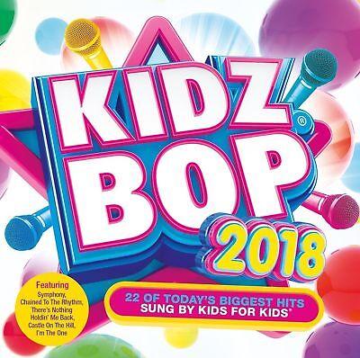 KIDZ BOP KIDZ BOP 2018 CD