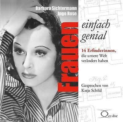 Hör-Biografien: Frauen - einfach genial / 156 Min (2 Audio