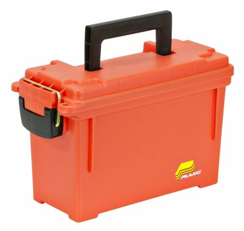 Plano 131252 Dry Storage Emergency Marine Box, Orange 4