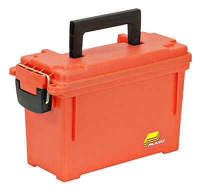 Plano 131252 Dry Storage Emergency Marine Box, Orange 6