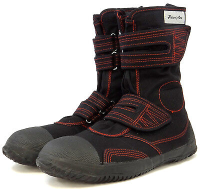 Power Ace Steel Toe Cap Safety shoes - Stylish Canvas material