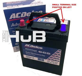 Suzuki etc NS40Z 42B19R 360CCA ACDelco Advantage Car Battery