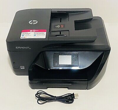 HP OfficeJet Pro 6978 All-in-One Wireless Printer w/Mobile Printing - (T0F29A)