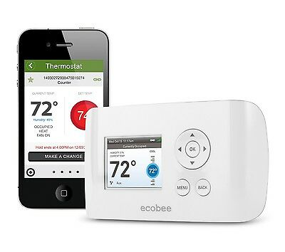 Ecobee Ems Si - Commercial Wireless Wifi Thermostat - 10-pack