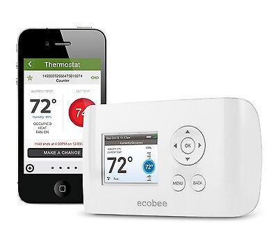 ecobee EB-EMSSi-01 2 Heat 2 Cool Energy Management System Bu