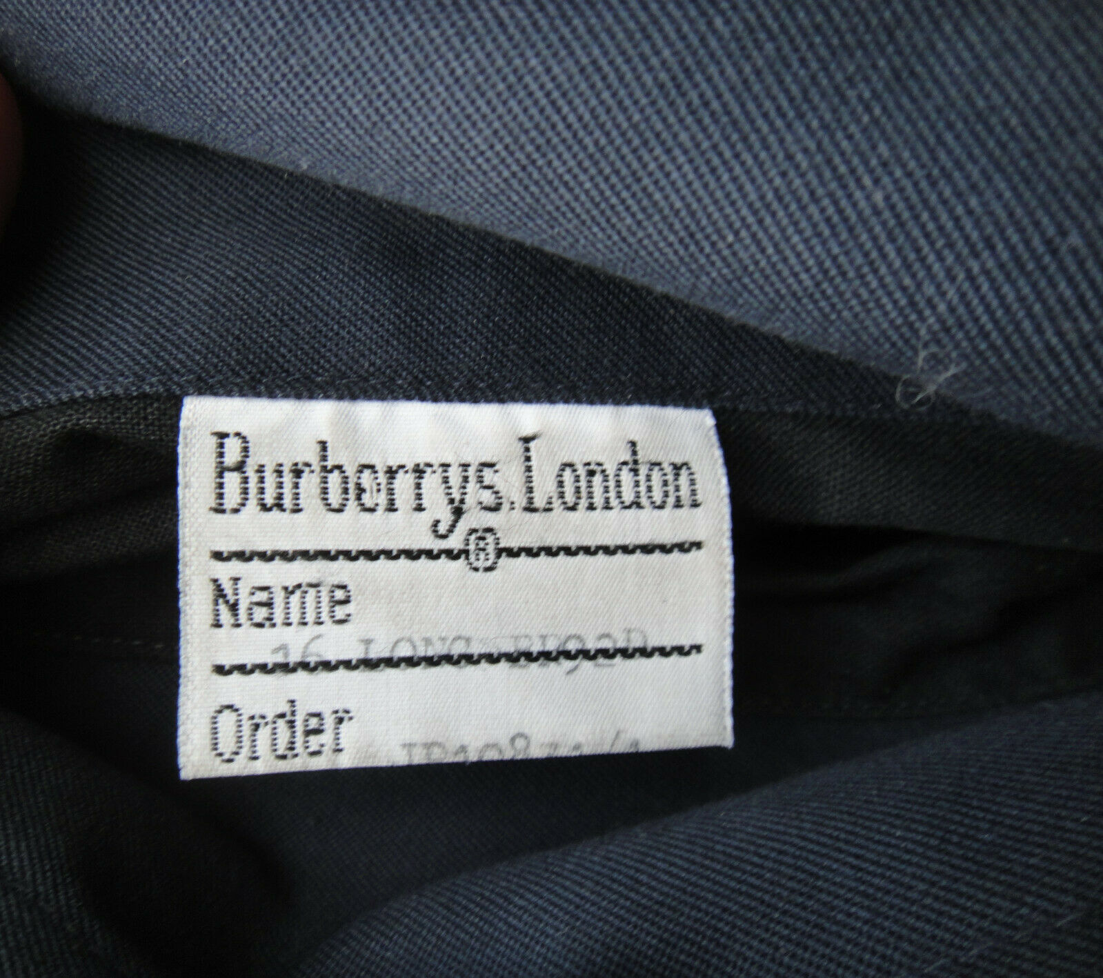 Trench femme burberry vintage taille 44