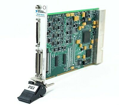 National Instruments Ni Pxi-7831r Reconfigurable Io Board 188133d-01