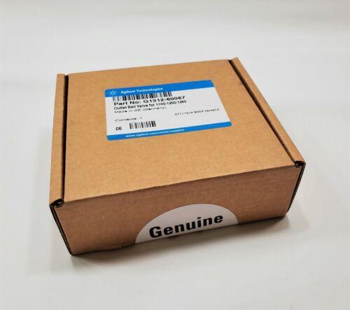 Agilent G1312-60067 Outlet Ball Valve for 1100/1200/1260 HPLC