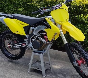 Suzuki Rmz 450 2016