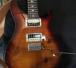 PRS Paul Reed Smith SE Custom 24 Tabacco Burst, Penrith. Penrith Penrith Area Preview