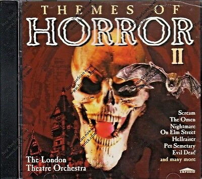 THEMES OF HORROR 2: SCARY ORCHESTRAL HALLOWEEN BACKGROUND MUSIC! OOP! VERY - Scary Halloween Themes