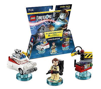 Dr. Who, Batman, Ghostbusters, Gandalf ... nur eine Star-Wars-LEGO-Dimension öffnete bislang nicht. (c) Warner