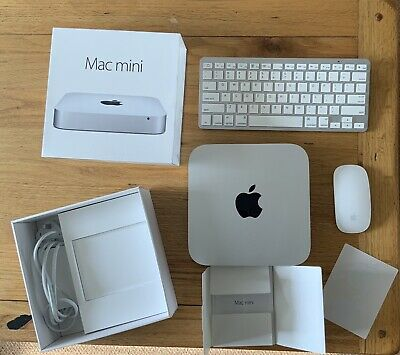 apple mac mini late 2014, Mouse And Keyboard