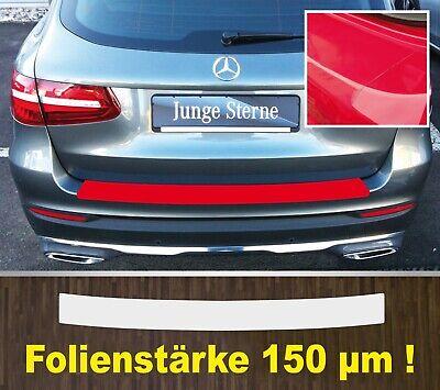 Lackschutzfolie Ladekantenschutz  transparent für Mercedes GLC ab 2015  150 µm