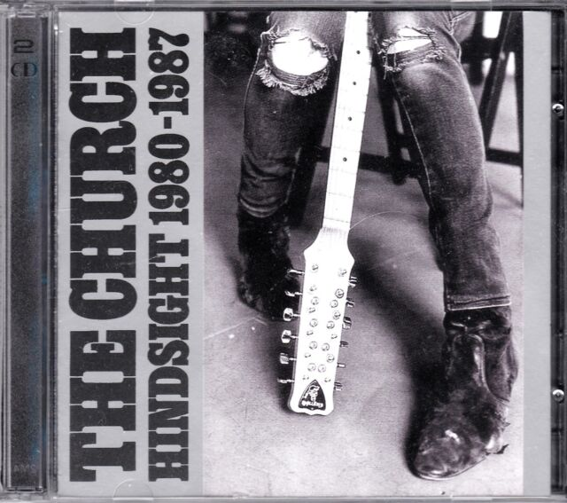 THE CHURCH - HINDSIGHT 1980-1987 on 2 CD's - NEW -