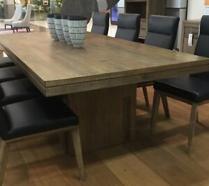 Big and  Beautiful Dining Table 2700x1200