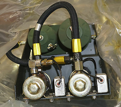 Military Diesel Generator Fuel Pump Filter Bypass Assy 4930-01-167-9298 71-4471