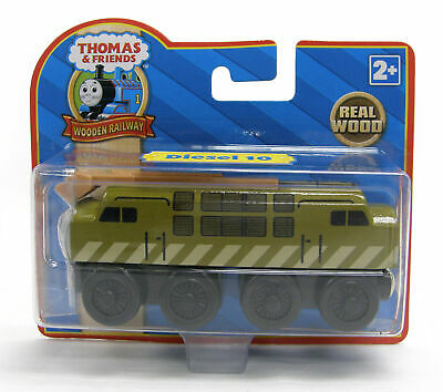 Diesel 10 Thomas the Tank Engine & Friends Wooden Railway New Learning Curve