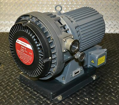 Edwards Scroll Pump Esdp 30 21.2cfm 60 Day Wrty - Pumps To Specifications.