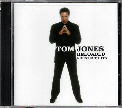 TOM JONES on RELOADED The GREATEST HITS on a CD Album BEST OF Music VAN