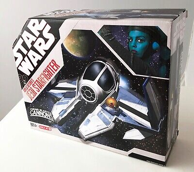 2008 Star Wars Aayla Secura's Jedi Starfighter Target MIB