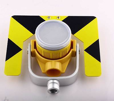 Removable Single Prism With Soft Bag For Total Station Surveying Accessories