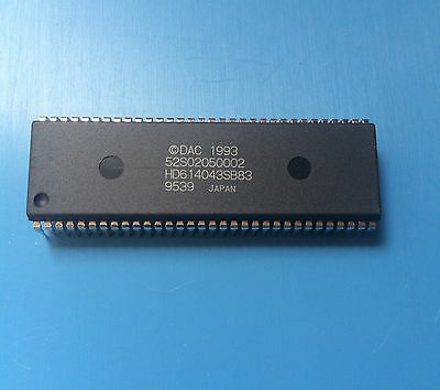 SMD, CMOS 4-bit Single Chip Microcomputer 1x IC Sony cxp5078h-515q m444
