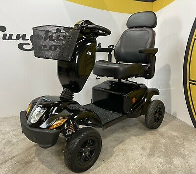 Freerider Land Ranger XL8 Electric Mobility Scooter - Heavy Duty, All Terrain