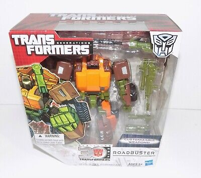 TRANSFORMERS Generations Voyager Class ROADBUSTER MISB 30th Anniversary SEALED