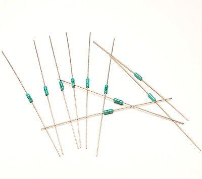 100 X Corning 18.2k Ohm Precision 1 18 Watt Rn55d Ct55 Resistors1822f