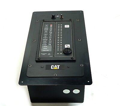 Caterpillar 252-7504 C17 C15 Generator 3508 Engine Annunciator Control Panel Set