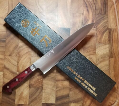 Takamura Migaki 210mm Gyuto Japanese Chef
