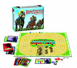 HOMESTRETCH ~ A Horse Racing Game by R&R Games NEW