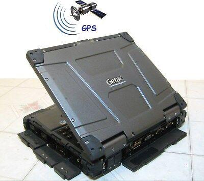 Fully Rugged Getac B300-H Toughbook,i5-2520M@2.5ghz,8gRam,Custom 50 Channel GPS