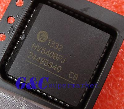 10PCS HV5408PJ SUPERTEX IC 32BIT SRL CMOS 80V 44PLCC NEW