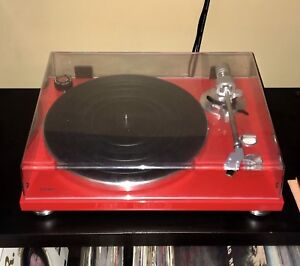 Like New!! TEAC TN-300 Turntable RECORD Player USB Box MINT!