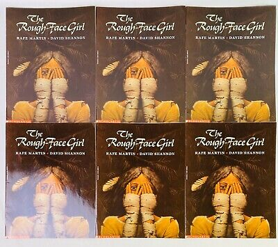 Lot 6 The Rough-Face Girl by Rafe Martin & David Shannon Guided Reading Level