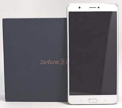 OPEN BOX - ASUS ZenFone 3 Ultra ZU680KL Silver (Factory Unlocked) 64GB Dual Sim
