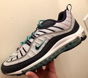 DS NIKE AIR MAX 98 SOUTH BEACH $150