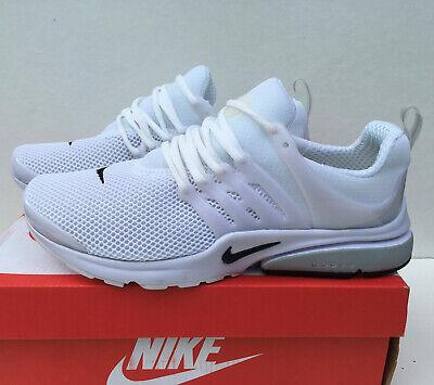 Nike Air Presto Men's White Trainers Shoes Shox - Sizes 6 to 11
